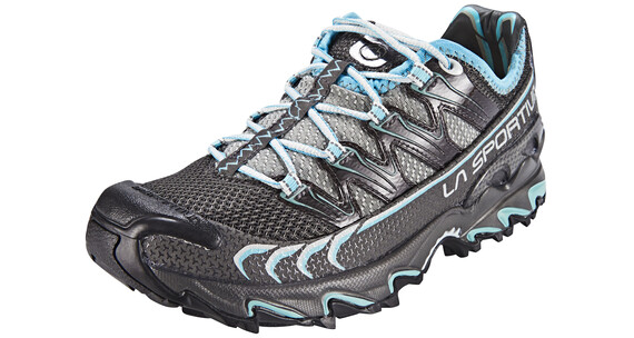La Sportiva Ultra Raptor Trailrunning Shoes Women grey/ice blue